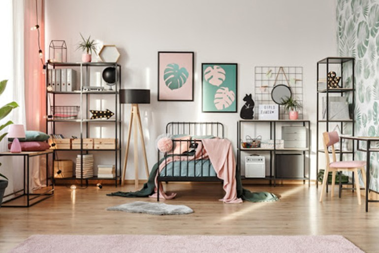 How To Decorate A Bedroom - Optimize Your Storage Space
