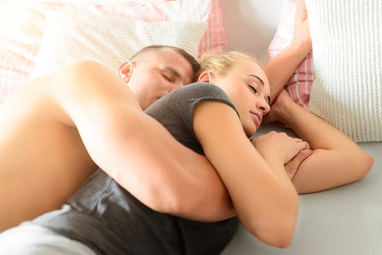 The Theory of Spooning
