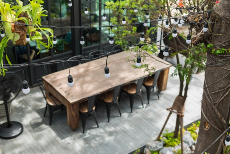 easy diy outdoor table backyard diy outdoor furniture ideas patio top rated and trending easy for 2019