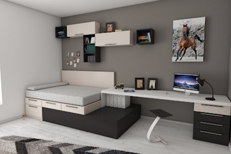 What Is A Platform Bed