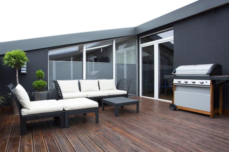 Simple DIY Patio Furniture