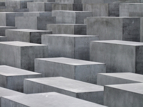 Peter Eisenman Holocaust Denkmal Berlin Tomorrow Started