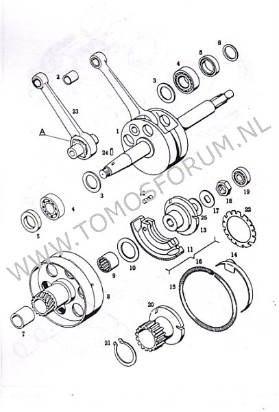 TOMOS MANUAL A35 - Auto Electrical Wiring Diagram