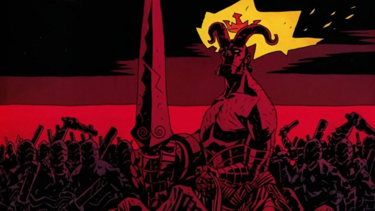 Hellboy in Hell port