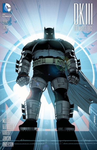 Dark Knight III #2 variante de Klaus Janson