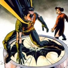 Robin Bat Señal