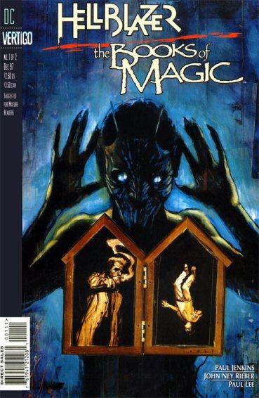 Hellblazer/Book of Magic