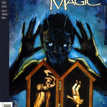 Hellblazer/Book of Magic