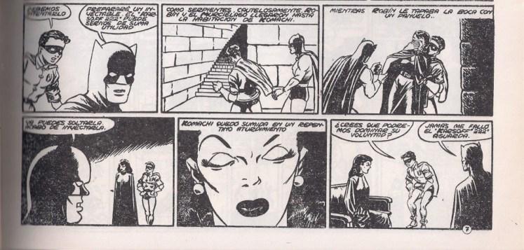 Robin y el Murcielago