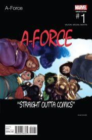 A-force variant hip hop