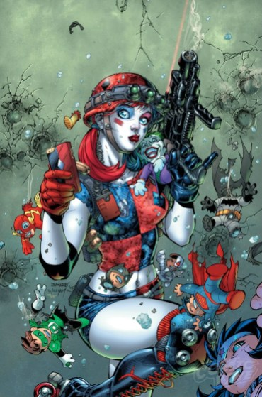 HARLEY QUINN APRIL FOOLS SPECIAL
