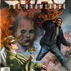 Hellblazer Special Chas