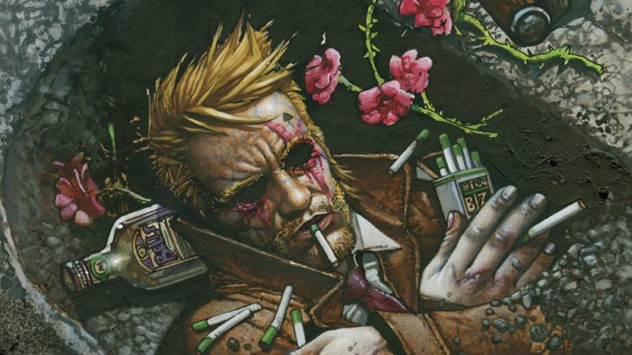 Hellblazer Peter Milligan