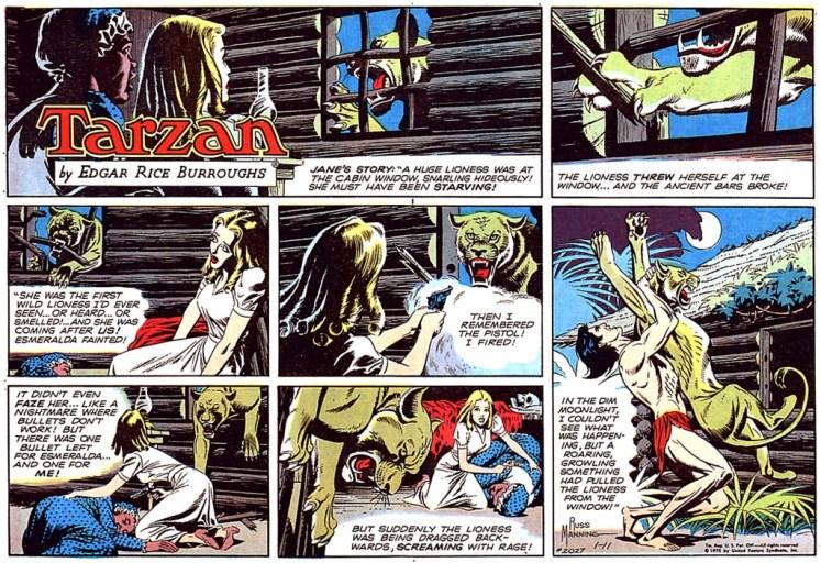 Tarzan 1970 01 11 sundayBONA