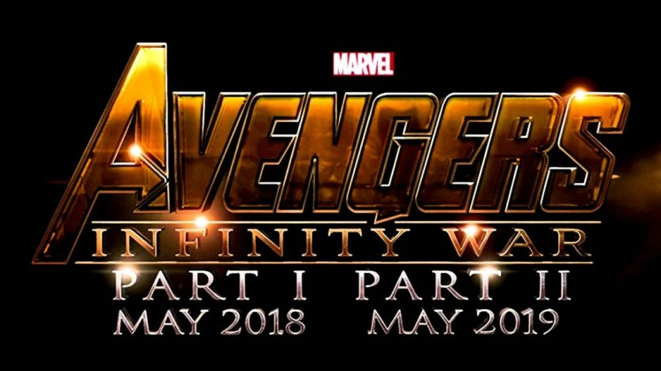 Infinity War-Logo