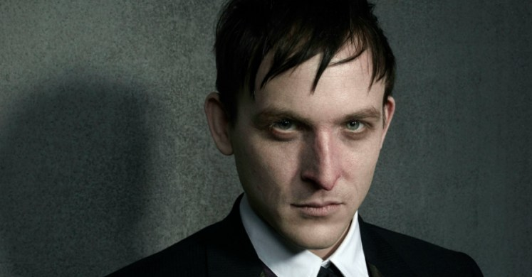 GOTHAM: Robin Lord Taylor as Oswald Cobblepot. GOTHAM will air Mondays (8:00-9:00 PM ET/PT) this fall on FOX. ©2014 Fox Broadcasting Co. Cr: Michael Lavine/FOX