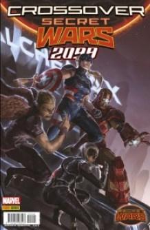 secret wars 2099panini