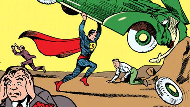 ARTÍCULO ¡Los 10 cómics más caros de la historia!