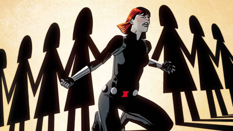 WAID BLACK WIDOW PORT