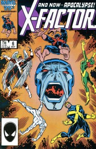 X-Factor #6 - Apocalypse Now!