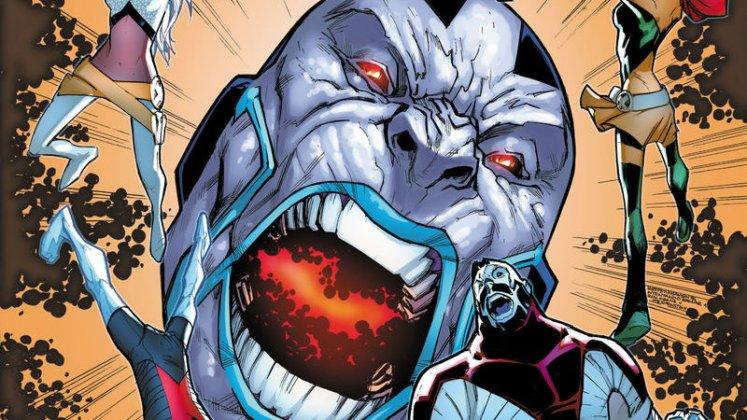 Extraordinary X-Men #8 - Apocalipsis