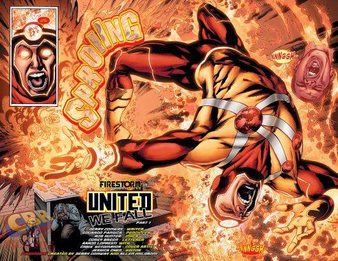 'Firestorm' 2