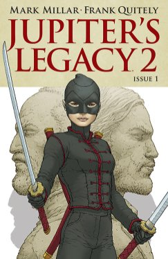 JUPITERS LEGACY VOL2 # 1 (OF 5) - GEM OF THE MONTH