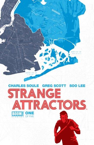 STRANGE ATTRACTORS #1 (of 5)