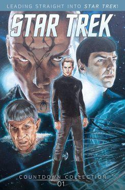 Star Trek Countdown Collection Vol1