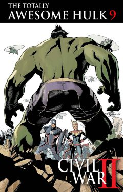 THE TOTALLY AWESOME HULK #9