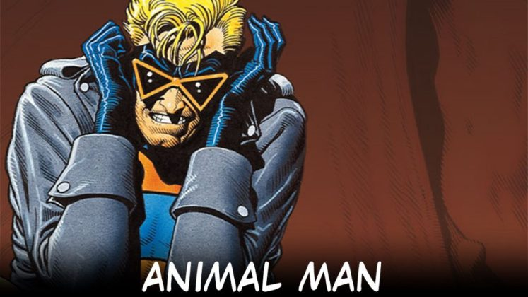 YOUTUBE ANIMAL MAN