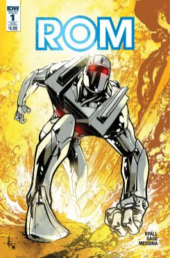 Rom #1--Zach Howard Variant