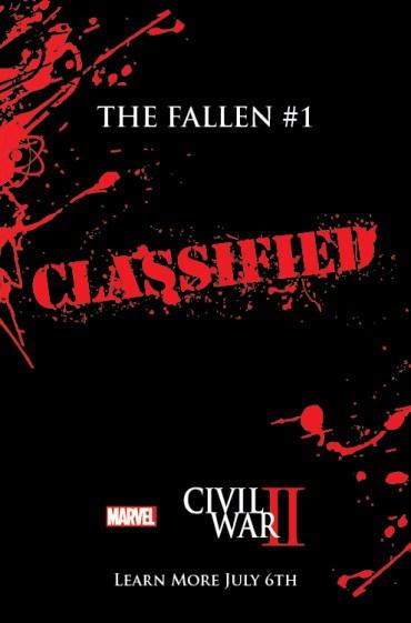 THE FALLEN #1