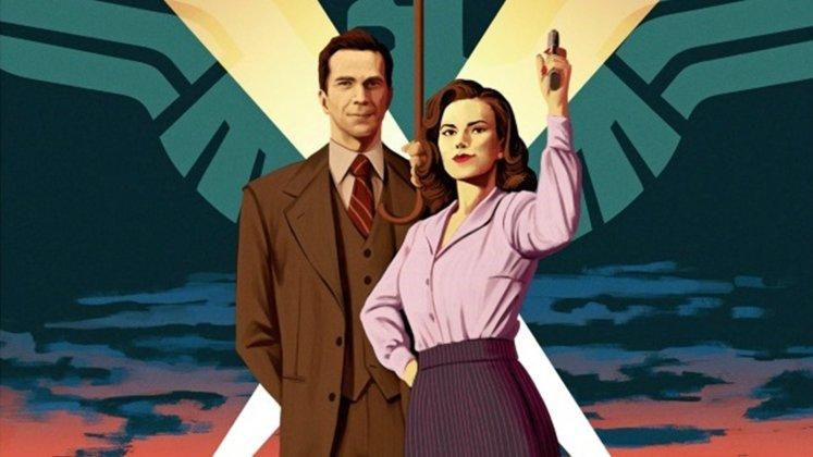 series canceladas Agente Carter