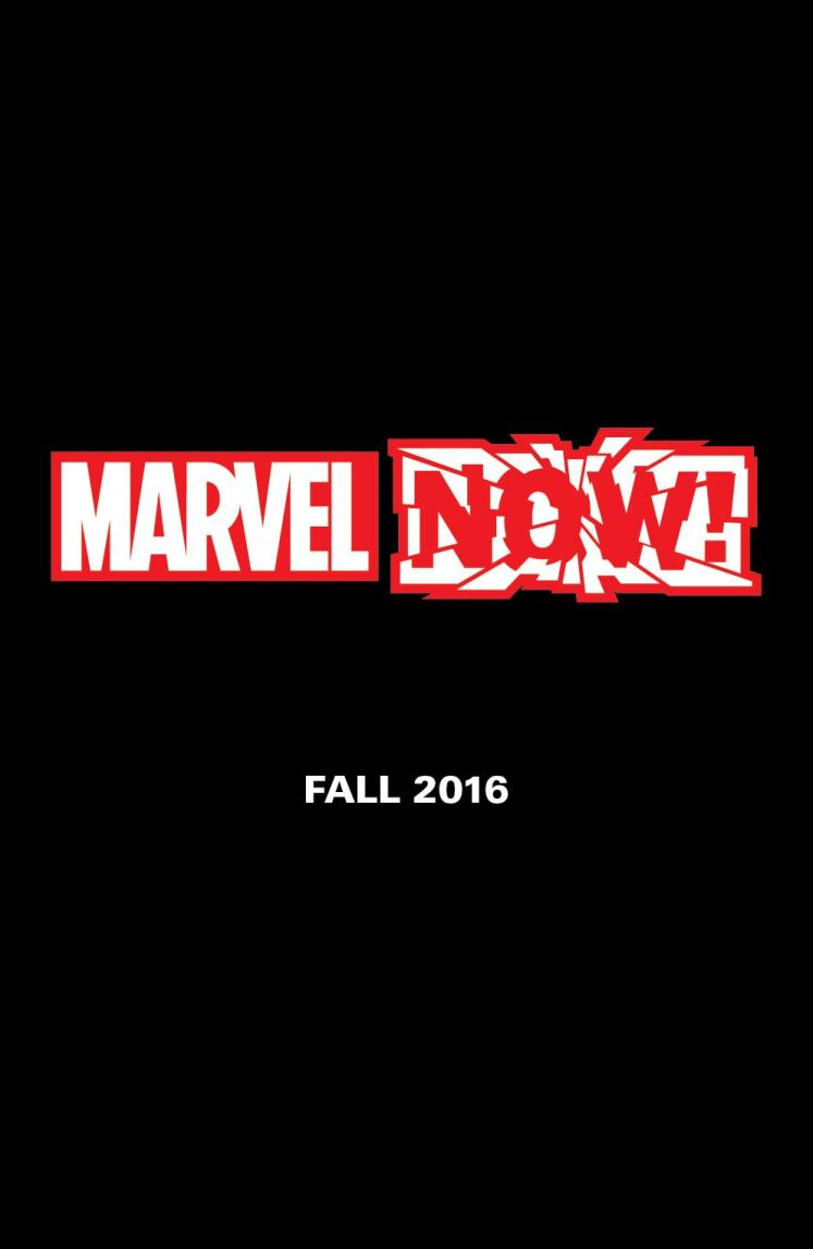 Marvel Now! Teaser
