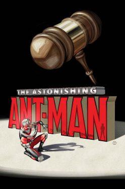 THE ASTONISHING ANT-MAN #12
