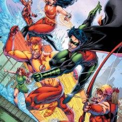 Titans: Rebirth #1 1