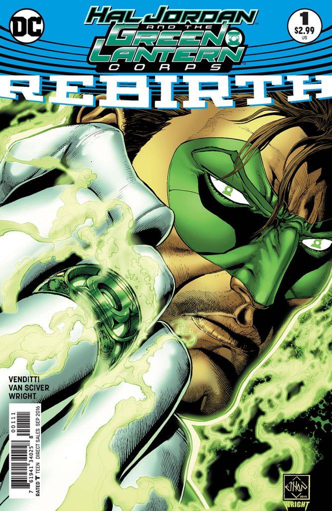 Hal Jordan and the GL