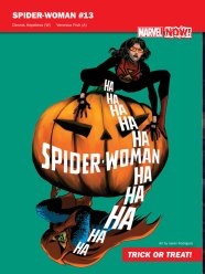 Spiderwoman #13