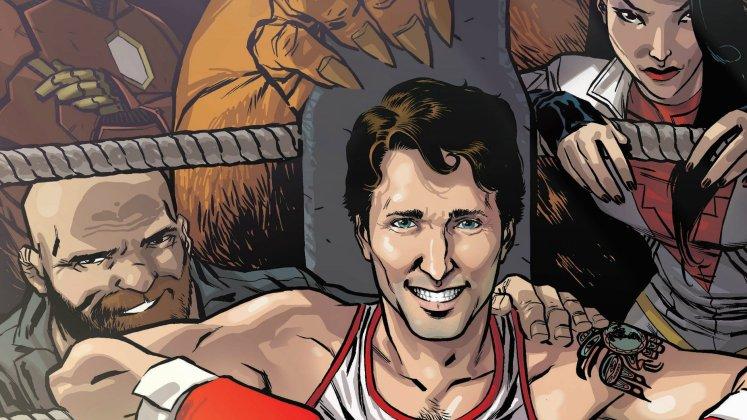 Alpha Flight Primer Ministro de Canadá