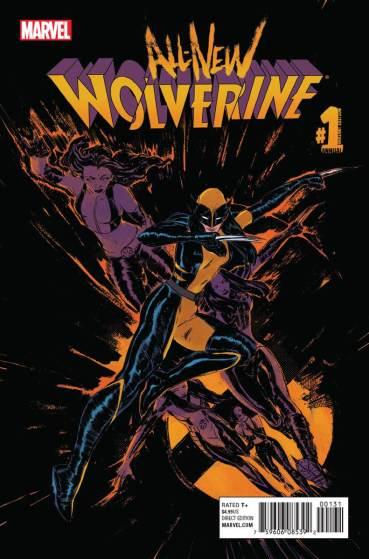 All-New Wolverine Annual #1 variant