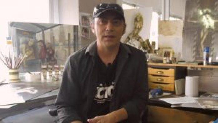 Carlos Diez Portada