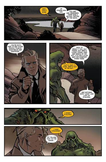 The Hellblazer #1 Page 4