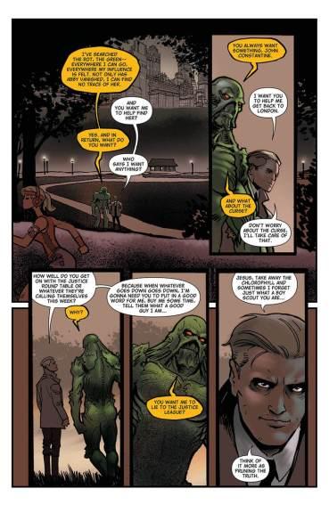 The Hellblazer #1 Page 4