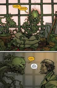 The Hellblazer #1 page 1