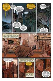 The Hellblazer #1 page 2