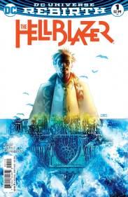 The Hellblazer #1 Variant Cover