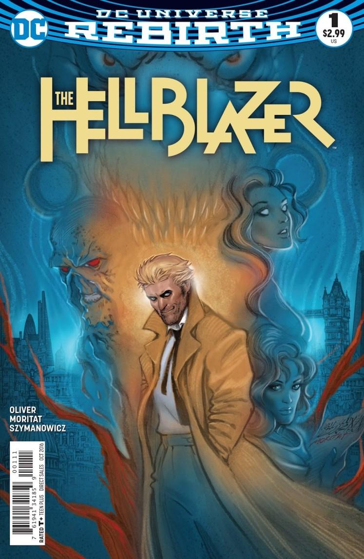 The Hellblazer #1