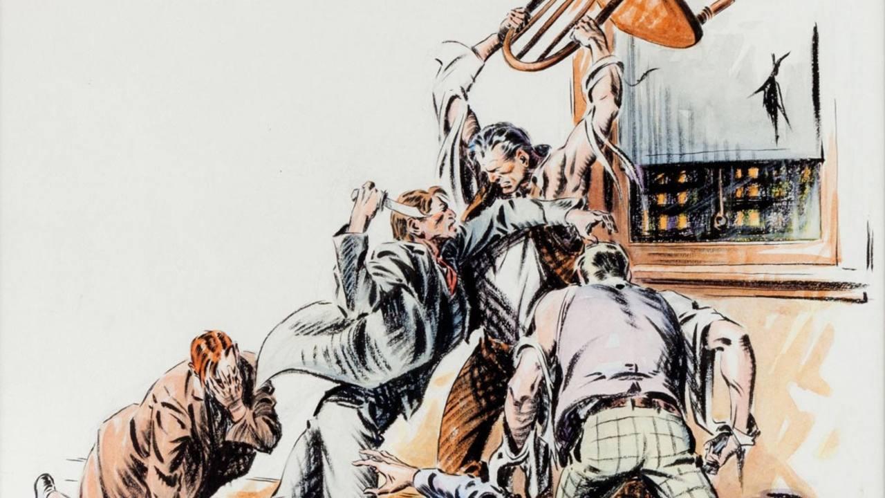 RESEÑA Agente Secreto X-9, de Dashiell Hammet y Alex Raymond - Tomos ...