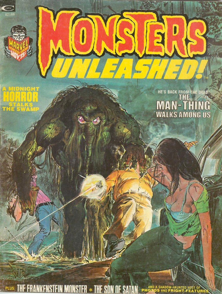 Monsters Unleashed_Classic